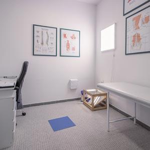 Cabinet de kinésithérapie à Mons